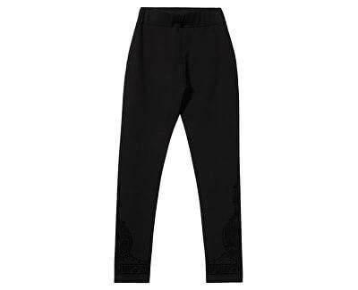 Dámske nohavice Pant Glen Negro 19WWPK04 2000