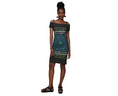 Dámské šaty Vest Aretha Verde Botella 19SWVK67 4009