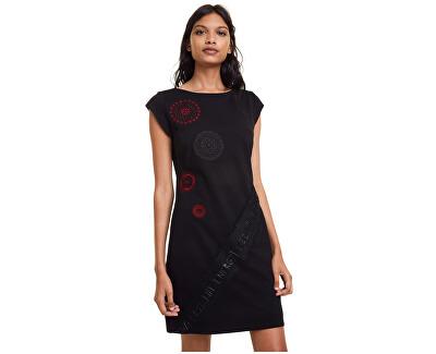 Dámske šaty Vest Briana Negro 19WWVKB5 2000