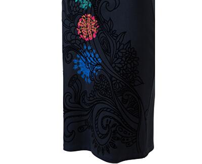 Dámské šaty Vest Coque Negro 19SWVKAH 2000