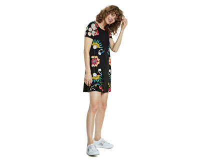 Dámské šaty Vest Dallas Negro 20SWVK31 2000
