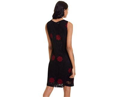 Dámske šaty Vest Lex Negro 19WWVW57 2000