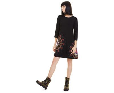 Dámske šaty Vest Mara Negro 19WWVK35 2000