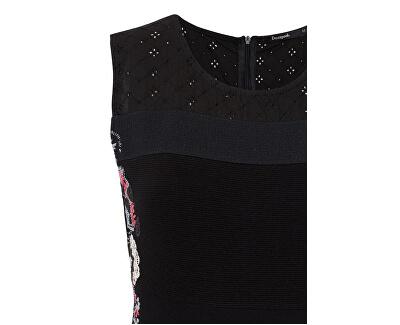 Dámské šaty Vest Misha Negro 19SWVK96 2000