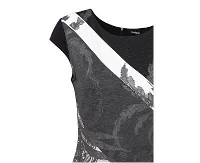 Dámské šaty Vest Mojavec Negro 19SWVKAR 2000