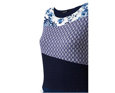 Dámské šaty Vest Olivia Marino 19SWVKA7 5001