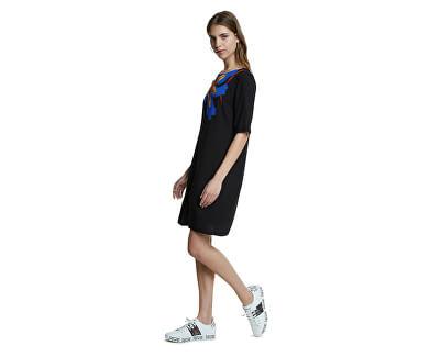 Dámské šaty Vest Pistilo Negro 20SWVW47 2000