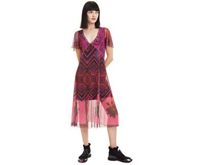 Dámske šaty Vest Terry Rosa Primula 19WWVK56 3063