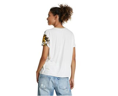 Dámské triko Ts Atenas Blanco 20SWTKAT 1000