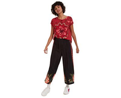 Dámske tričko TS Lucila Rojo Oscuro 19WWTKA9 3029