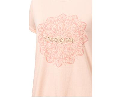 Dámské triko TS Manchester Rosa Carnal 19SWTK41 3055