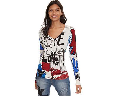 Dámsky sveter Jers Winnipeg Crudo 19WWJF31 1001