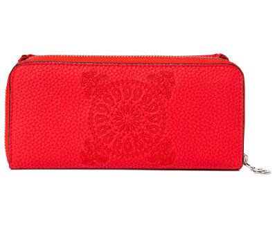 Peňaženka Mone Soft Bandana Maria Rojo Fuerte 19WAYP07 3083