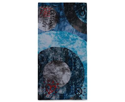Šatka Foul Gala ctic Denim Jeans 1 9WAWA02 5006