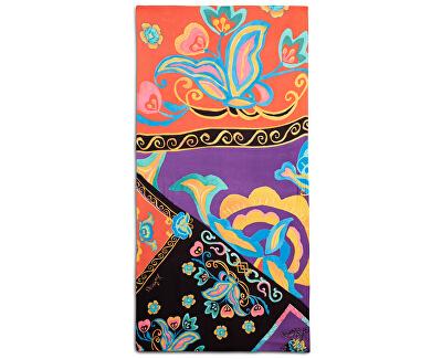 Šatka Foul Patch Tapestry Negro 19WAWA04 2000