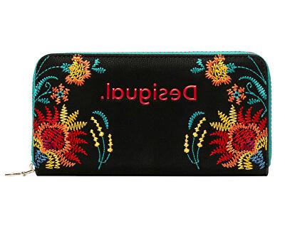 Dámska peňaženka Mone Adaggio Zip Around Negro 20SAYP16 2000