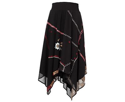 Dámska sukňa Fal Kosh Negro 19WWFW14 2000