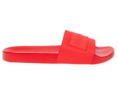 Dámské pantofle Shoes Slide Rojo Roja 20SSHP04 3061