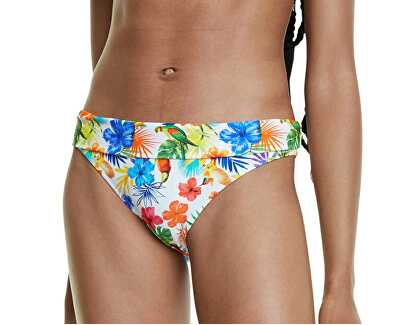 Dámské plavkové kalhotky Biki Aruba B Rojo Clavel 20SWMK16 3036
