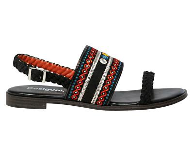 Dámské sandále Shoes Mumbai Negro 20SSSA03 2000
