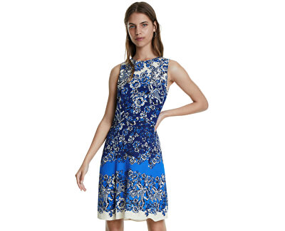 Dámské šaty Vest Atenas Azul Dali 20SWVW80 5054