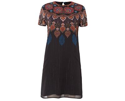Dámske šaty Vest Mexican Negro 19WWVW42 2000