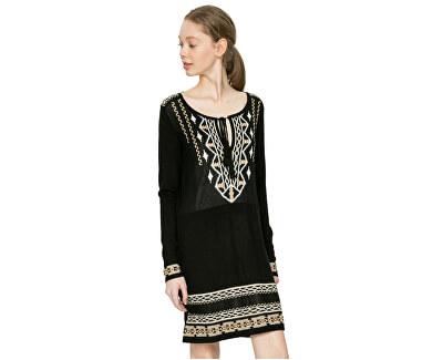 Desigual Femeile rochie Vest Neltu 17WWVF27 2000