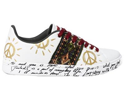 Dámske tenisky Shoes Cosmic Exotic Blanco 19WSKP20 1000