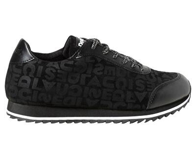 Dámske tenisky Shoes Pegaso Desigu Negro 19WSKP09 2000