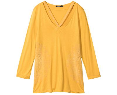 Dámske tričko TS Lorren Mostaza 19WWTK63 8006