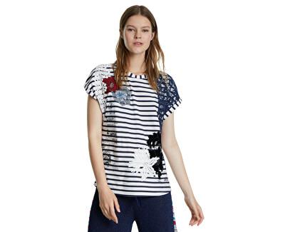 Dámské triko Ts Refresh Blanco 20SWTK70 1000