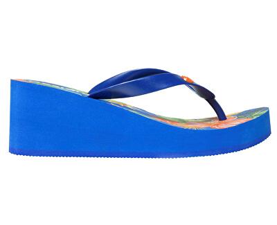 Dámské žabky Shoes Lola Azul Lovely 20SSHP05 5099