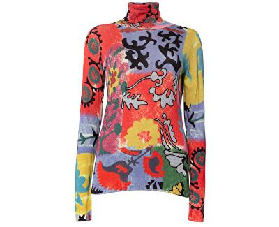 Dámsky sveter Jers Oshawa Tutti Fruti 19WWJF53 9019