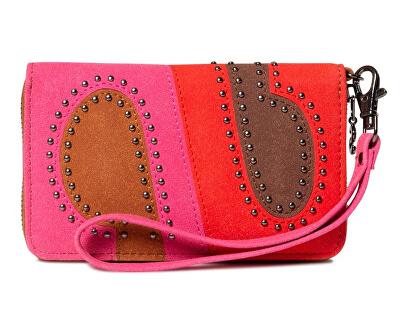 Peňaženka Mone S-Patch Mini Zip Rojo Loft 19WAYP21 3088