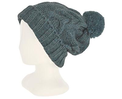 Căciulă Knitted Hat B64432 Greyish Green pentru femei