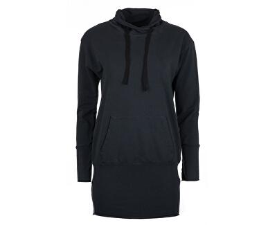 Deha Dámska mikina Long Sweatshirt B84064 Black