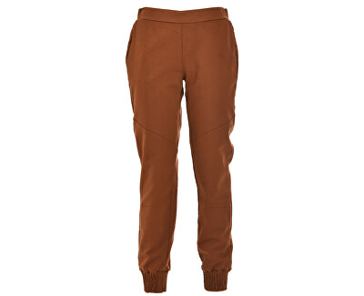 Dámské kalhoty Jogger Pants D63325 Leather Brown