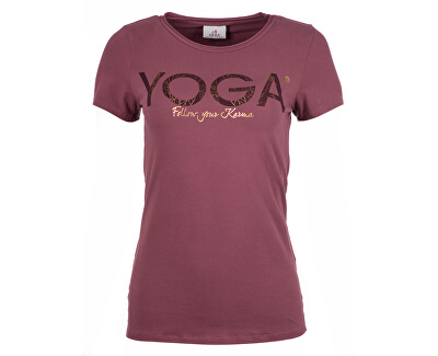 Deha Dámske tričko T-Shirt B84670 Rose Taupe