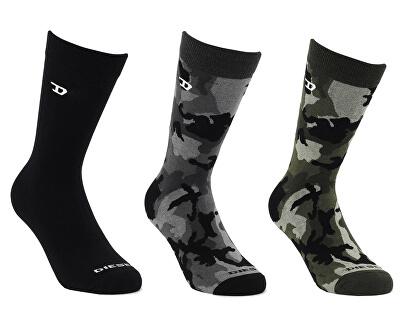 Ponožky SKM-RAY-Threepack Socks 3pack 00SAYJ-0JAWF-E4939
