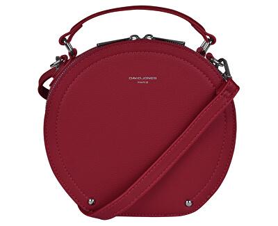 Dámska kabelka Dark Red 6135-1