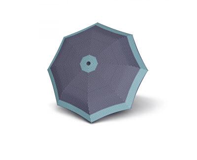Doppler Umbrelă complet automată pentru femeiMagic Fiber Style - albastru 74414652301