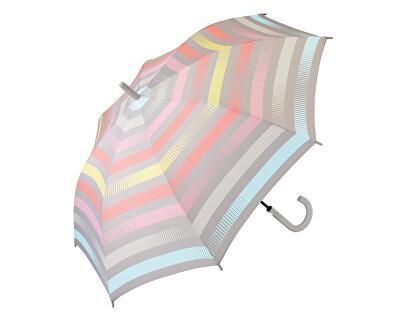 Női botesernyőLong AC Summer Stripes Pastel