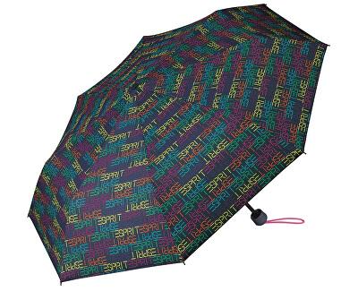 Női összecsukható esernyő táskávalSupermini blue