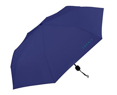 Faltbarer mechanischer RegenschirmMini Basic Deep Ultramarine