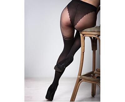 Ciorapi negre pentru femei Sarah pl negre