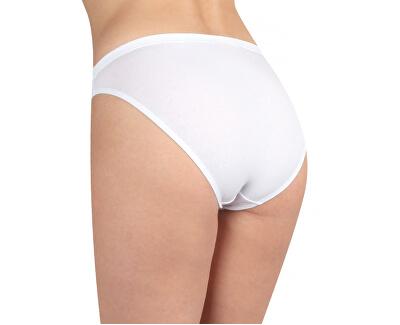 Női klasszikus alsó SLIPS fehér