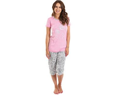 Damen Pyjama MEGAN pink
