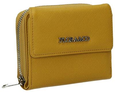 Dámská peněženka K6011 Moutarde