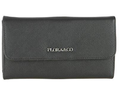 Női pénztárca K1218 Noir