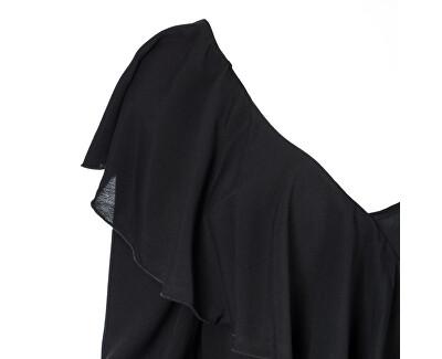 Doamnelor bluza Francine-Black Blusa